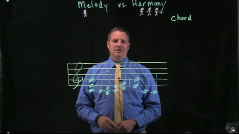 Thumbnail for entry Andrew Briggs: Elements of Music Part III: Melody & Harmony