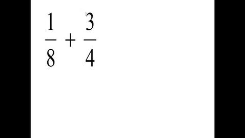 Thumbnail for entry Prealgebra 4.2.7
