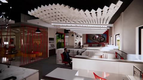 """Thumbnail for entry Paola Rubio: Interior Design """"Corporate Offices"""""""