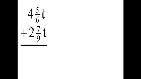 Thumbnail for entry Prealgebra 4.6.9