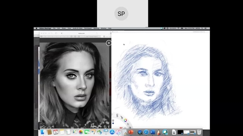 Thumbnail for entry Art Appreciation, Portrait Drawing  (recorded) 2020-11-09-12-32-20