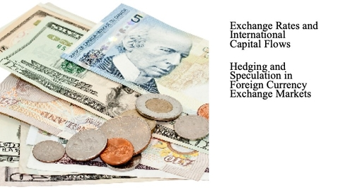 Thumbnail for entry Exchange Rates and International Capital Flows - Hedging and Speculation in Foreign Currency Exchange Markets