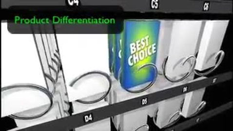 Thumbnail for entry Product Differentiation