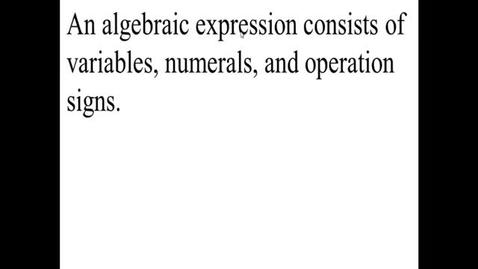 Thumbnail for entry Prealgebra 2.6.2