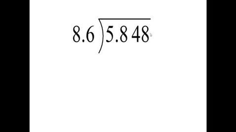 Thumbnail for entry Prealgebra 5.4.5