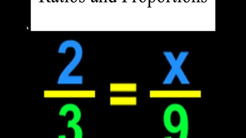 Thumbnail for entry Prealgebra 6.1.1