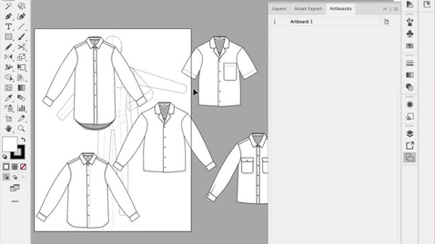 Thumbnail for entry ACS F21 - Line Sheet Layout