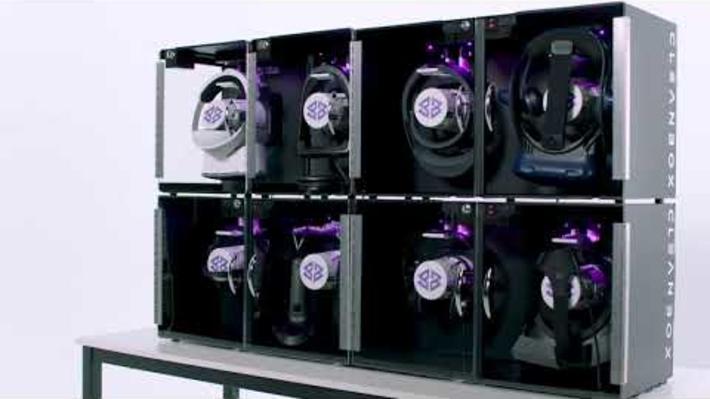 Central XR Lab Deploys Cleanbox