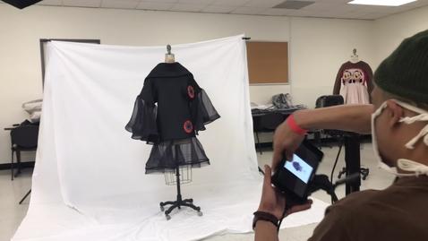 Thumbnail for entry Fashion Promotion Photo Documentation: Week 6