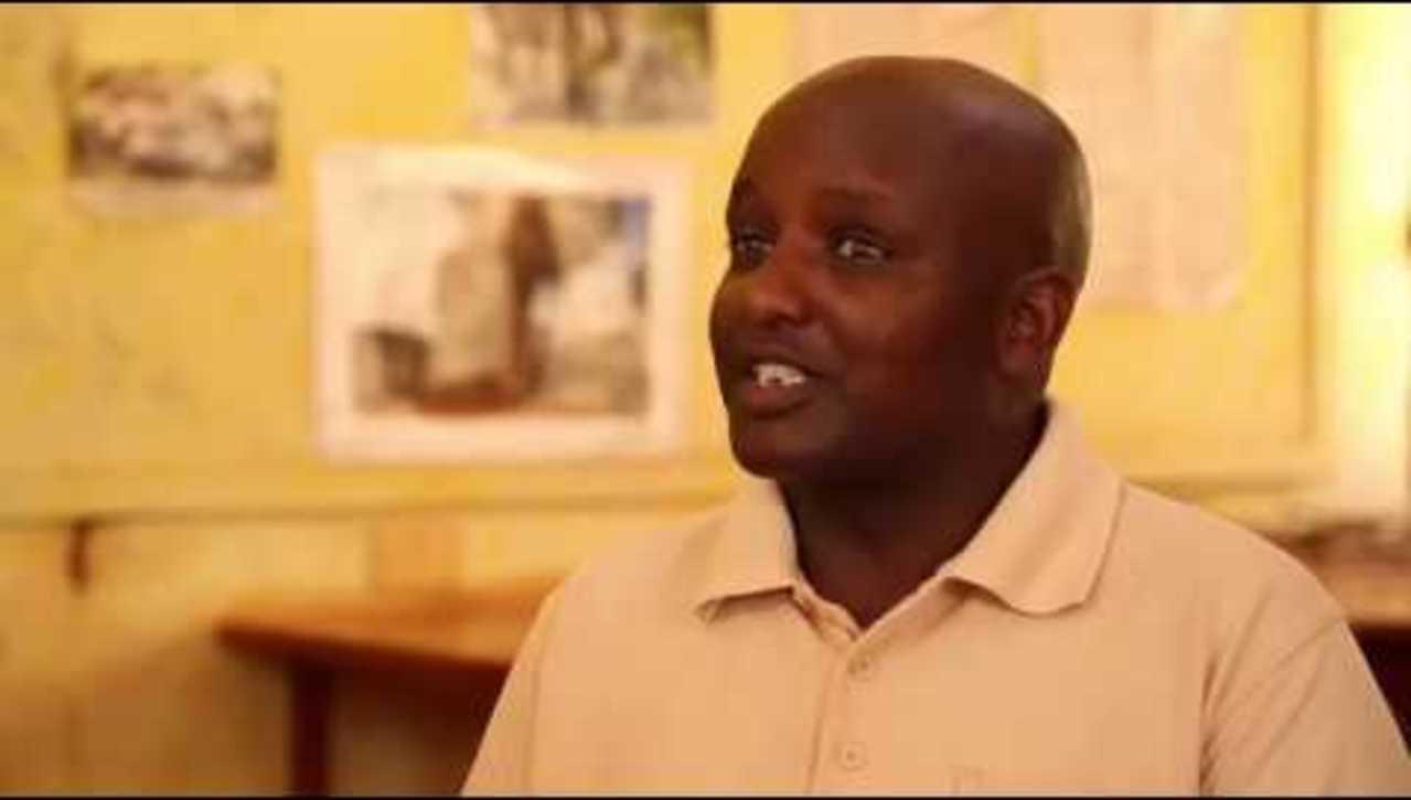 HCC Alumnus & Entrepreneur Gilbert Sabinga contributes to Home Community.