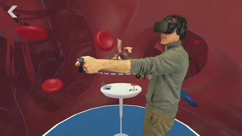 Thumbnail for entry The Stanford Virtual Heart  Now Available in Virtual Reality Lab & Studio