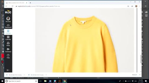 Thumbnail for entry AI Sweater - Act. 6