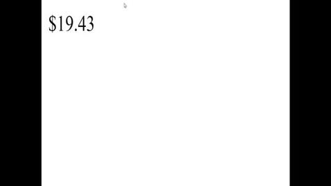Thumbnail for entry Prealgebra 5.3.12