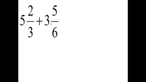 Thumbnail for entry Prealgebra 4.6.2