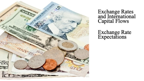 Thumbnail for entry Exchange Rates and International Capital Flows - Exchange Rate Expectations