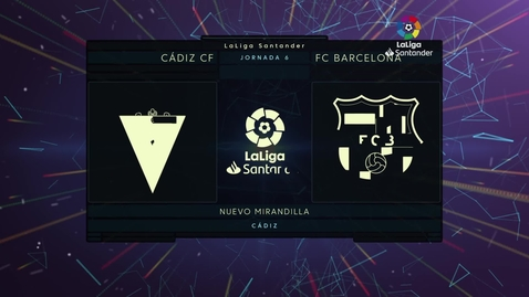 Miniatura para la entrada Resumen Cádiz-Barça (J6 21/22)