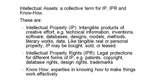 Thumbnail for entry What are Intellectual Assets webinar (Source)