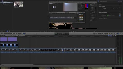 Thumbnail for entry KB: How to fix a video with sound on only one side