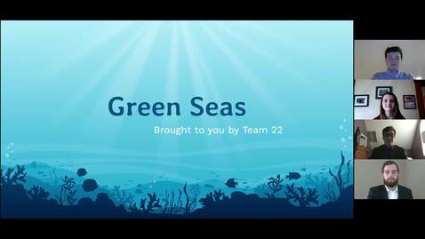 Thumbnail for entry 22 Jump Street (Team 22): Green Seas