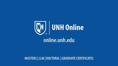 Unh Academic Calendar 2019 UNH Online | University of New Hampshire