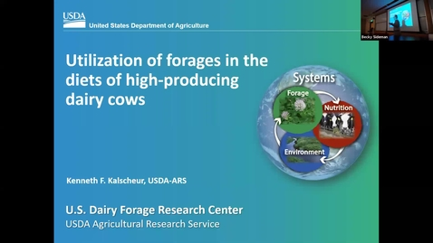 Thumbnail for entry ANFS Seminar: Kenneth Kalscheur, 9 Mar 2020