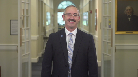 Thumbnail for entry National Distance Learning Week | Provost Jones