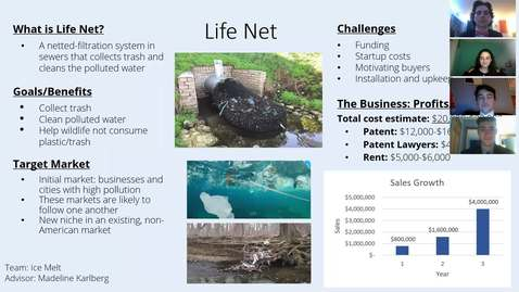 Thumbnail for entry ICE MELT (Team 16): Life Net