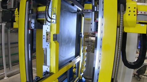Thumbnail for entry Timelapse Video of NH BioMade Double Sided Incremental Forming Machine (DSIF) (Half-Speed)