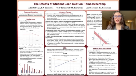 Thumbnail for entry ECON-BA. The-Effects-of-Student-Loan-Debt-On-Homeownership