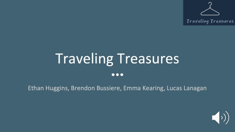 Thumbnail for entry Supreme 13 (Team 13): Traveling Treasures