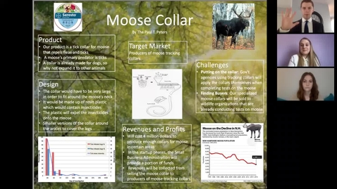 Thumbnail for entry Paul T. Peters (Team 15): Moose Collar