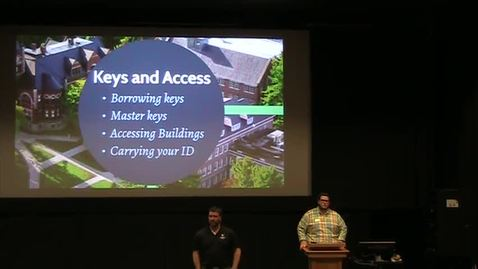 Thumbnail for entry Part 3-Keys and Access, Time Keeping and Payroll, HLDI.mp4
