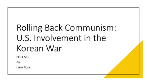 Thumbnail for entry Rolling back Communism