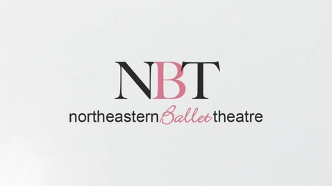 Thumbnail for entry Northeastern Ballet Theatre: The Art and Discipline of Ballet