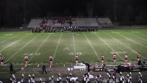 Thumbnail for entry UNH Wildcat Marching Band Dover Band Show October 16, 2021