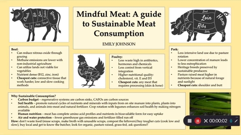 Thumbnail for entry ECO-G. Mindful-Meat: A-Guide-to-Sustainable-Meat-Consumption