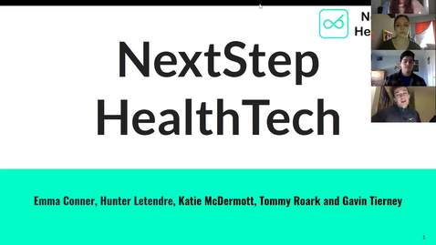 Thumbnail for entry NextStep HealthTech