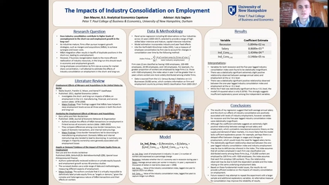 Thumbnail for entry ECON-BS.Industry-Consolidation-and-Employment