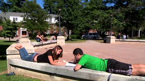 Thumbnail for entry UNH Transfer Students: On-Campus Housing
