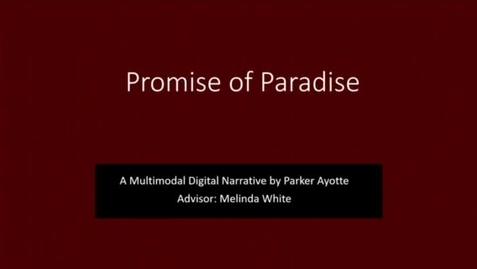 Thumbnail for entry Parker Ayotte, URC 2021 Presentation