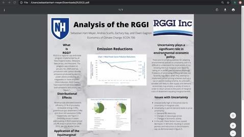Thumbnail for entry RGGI Analysis