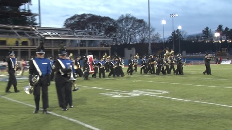 Thumbnail for entry Wildcat Marching Band 2015 Field Show: Clue