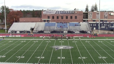 Thumbnail for entry UNH Wildcat Marching Band Pregame Show November 10, 2018