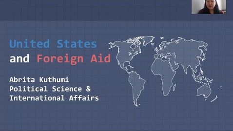 Thumbnail for entry United States and Foreign Aid