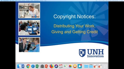 Thumbnail for entry Copyright Presentation #2, Sheckler, HUGEManities