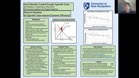 Thumbnail for entry ECON-BA.Social-Benefits-Created-Through Cigarette-Taxes