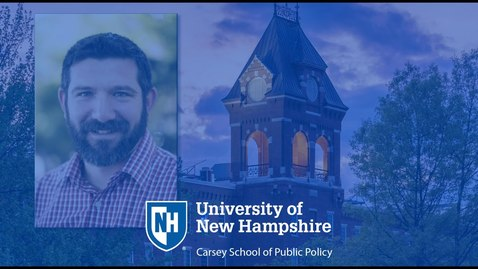 Thumbnail for entry Academic Info Session: The Master's Degree Programs at Carsey