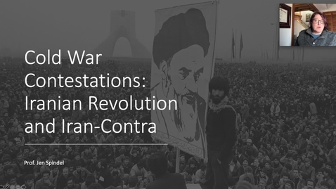 Thumbnail for entry 12: Iranian Revolution and Iran-Contra