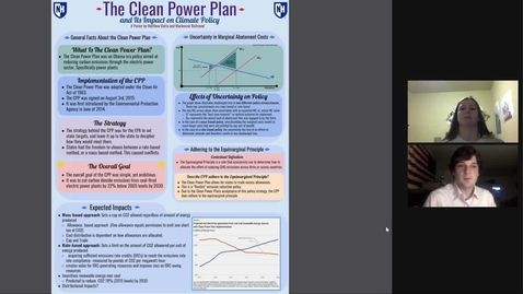 Thumbnail for entry Econ-CLIMATE.The-Clean-Power-Plan-and-Its-Impact-on-Climate-Policy