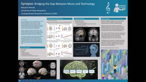 Thumbnail for entry Synapse: Bridging the Gap Between Music and Technology